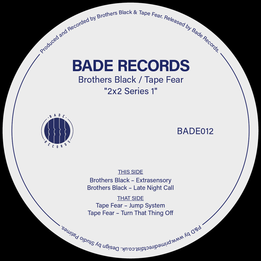 Bade Records – BADE​012