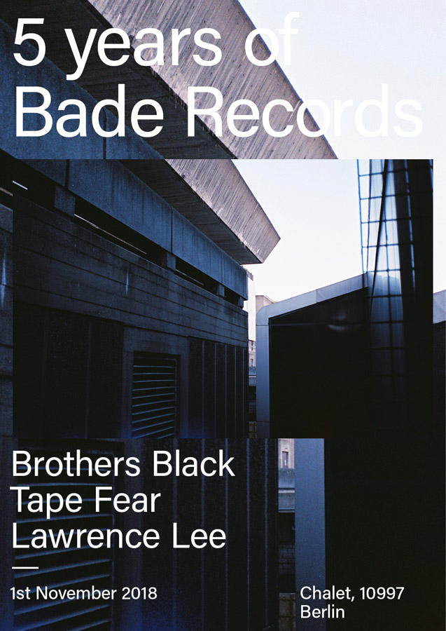 Bade Records – 5 Years of Bade Records